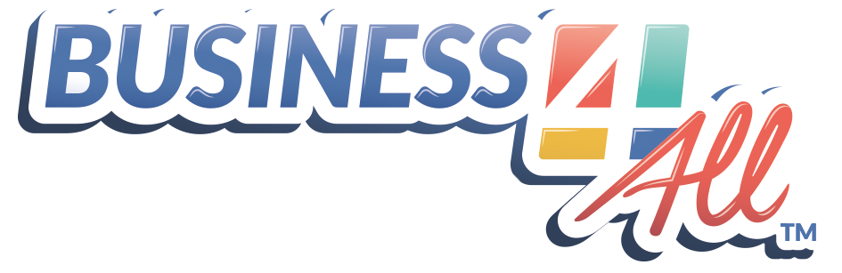 Business4ALL logo.
